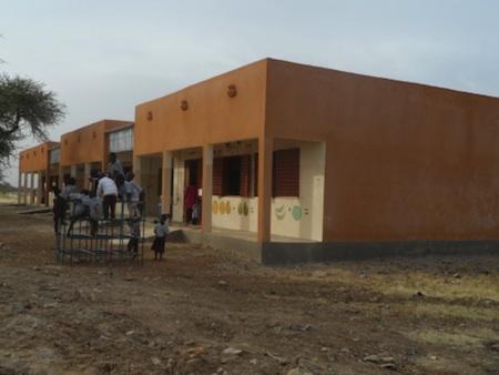 Proyecto Burkina Faso