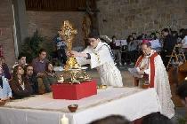 Encuentro de Jóvenes con el Obispo 2009