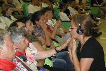 Asamblea en Valencia