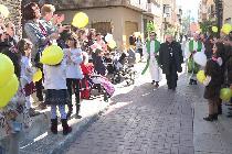 2018- Visita Pastoral obispo Jesús Murgui