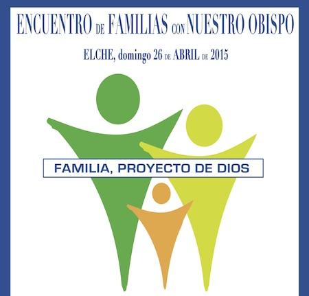 Cartel Encuentro Familias 2015