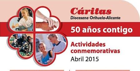 50 aniversario Cáritas