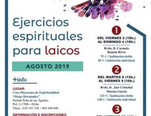 EJERCICIOS ESPIRITUALES PARA ESTE VERANO