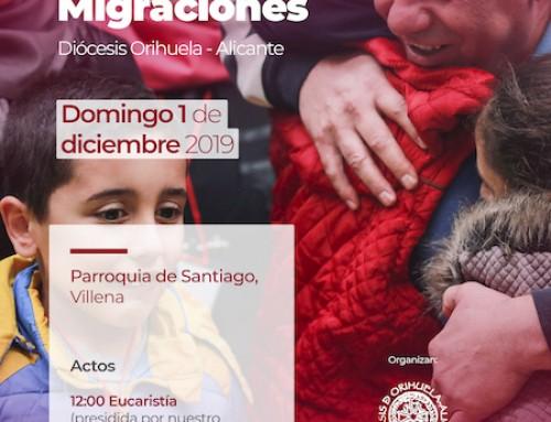 JORNADA DIOCESANA DE MIGRACIONES