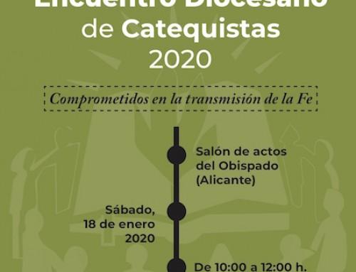 PRESENTACIÓN ENCUENTRO CATEQUISTAS 2020