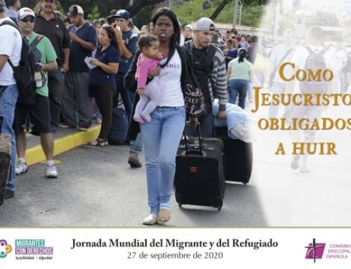 CELEBRACIÓN DIOCESANA DE LA JORNADA DEL MIGRANTE Y EL REFUGIADO