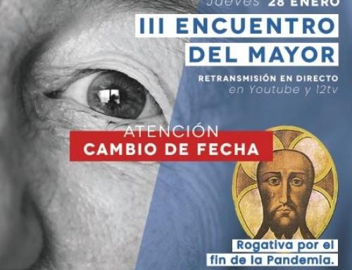 ENCUENTRO DIOCESANO DEL MAYOR 2021