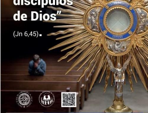JORNADA DIOCESANA DE CATEQUISTAS 2021