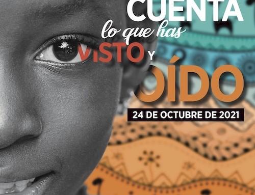 DÍA DEL DOMUND 2O21